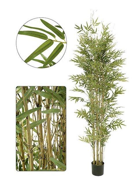 BAMBÚ o bamboo artificial Alt  185 cm en VILLAFIORE.ES