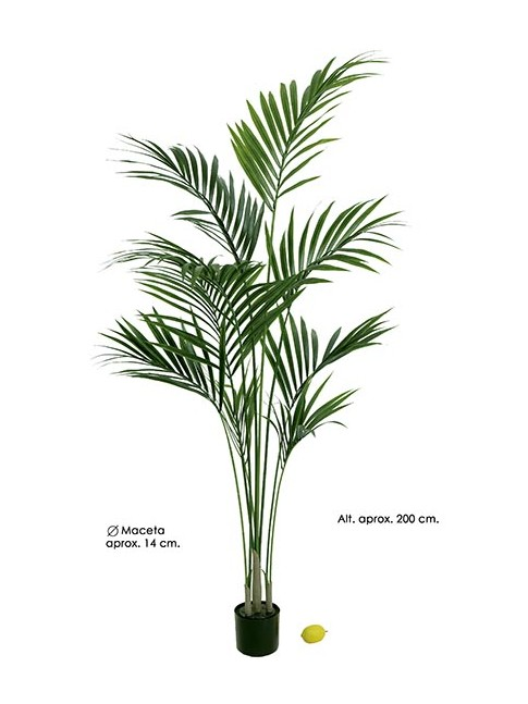 KENTIA PALMERA artificial 200 CM Planta artificial alta